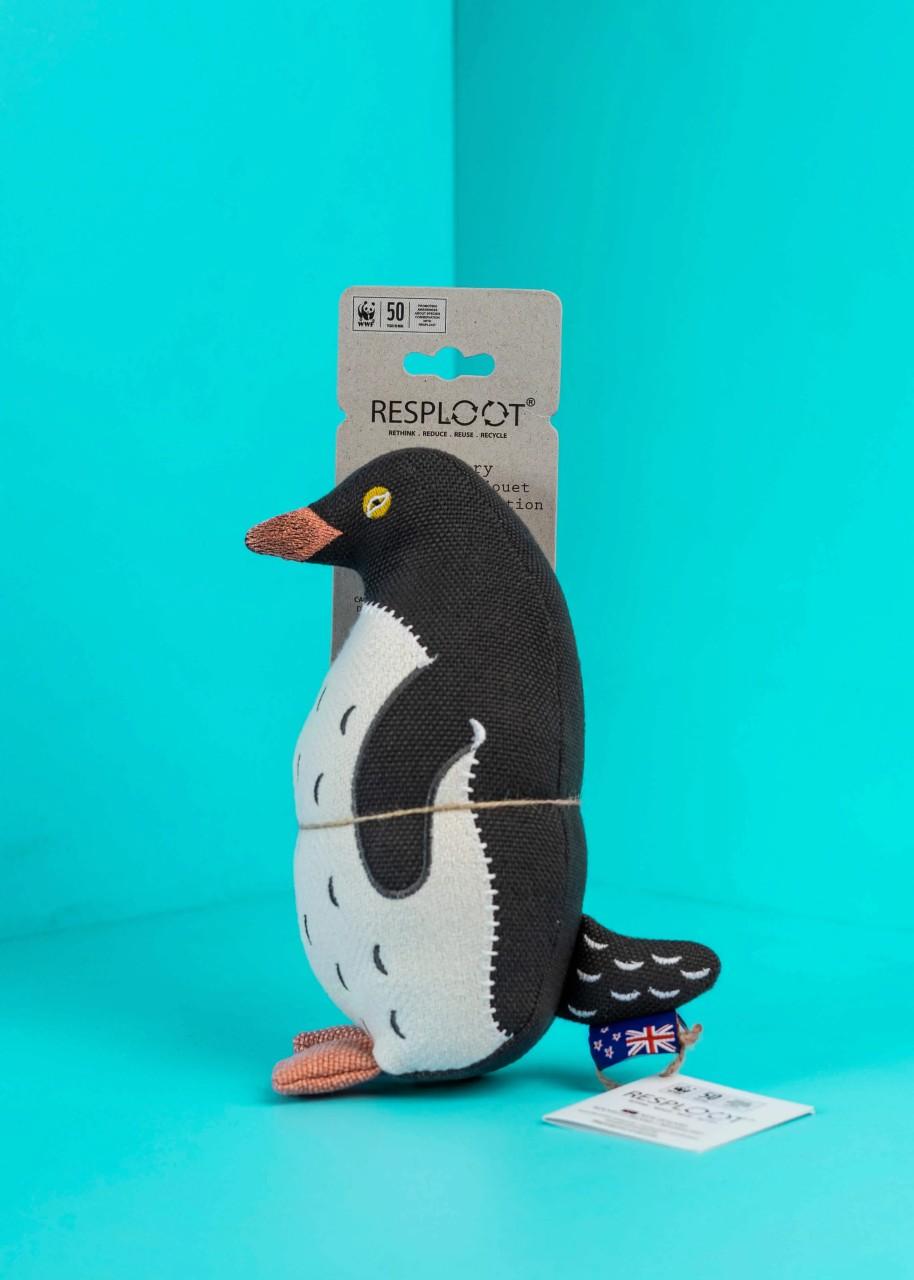 Hundespielzeug Pinguin