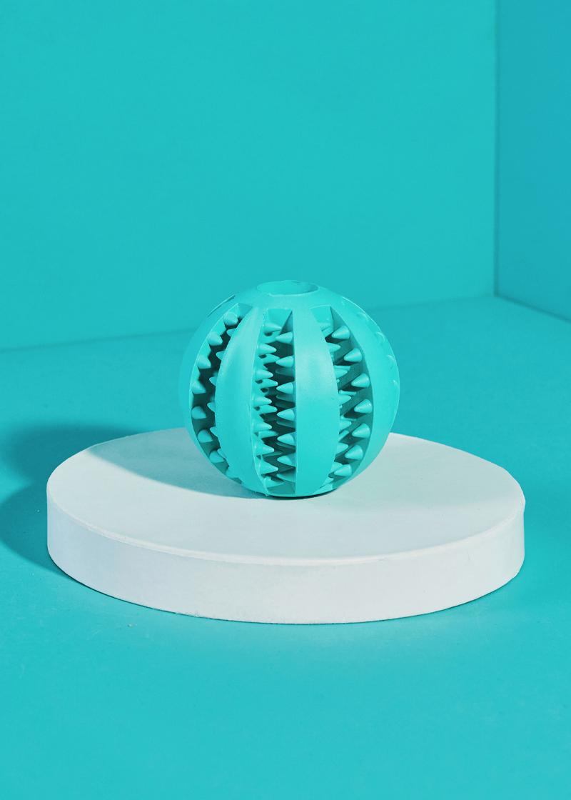 Zahnpflegeball Kauspielzeug für Hunde und Katzen