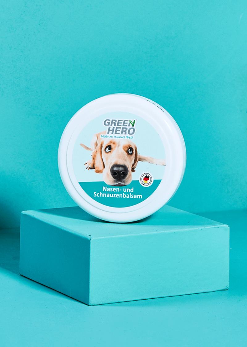 Nasen- und Schnauzenbalsam für Hunde