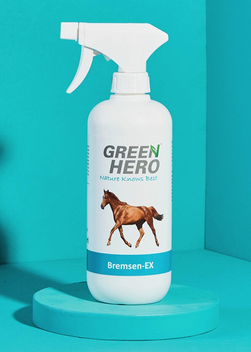 Fliegenspray für Pferde | Bremsen-Ex