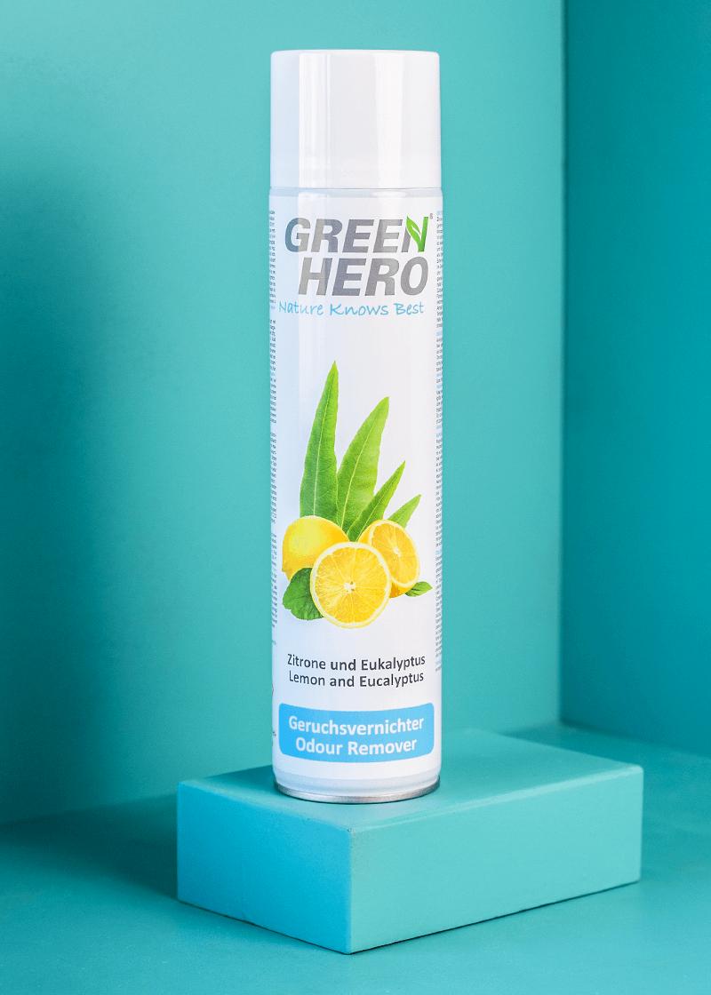 Geruchsvernichter Zitrone - Eukalyptus